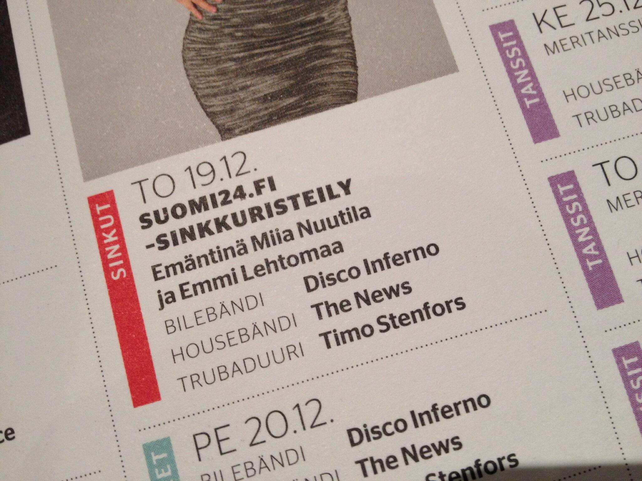 suomi24 sinkkuristeily 50 nainen