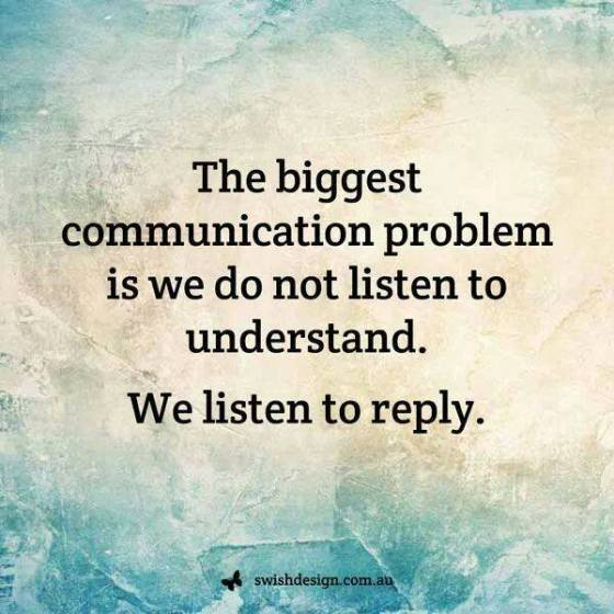 communicationproblem