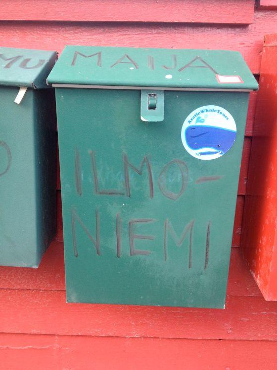 postilaatikko