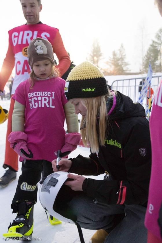 20160219 Lahti Ski Games 2016, PLAN, Juulia Kykkänen, By Iida Hollmén /LAMK